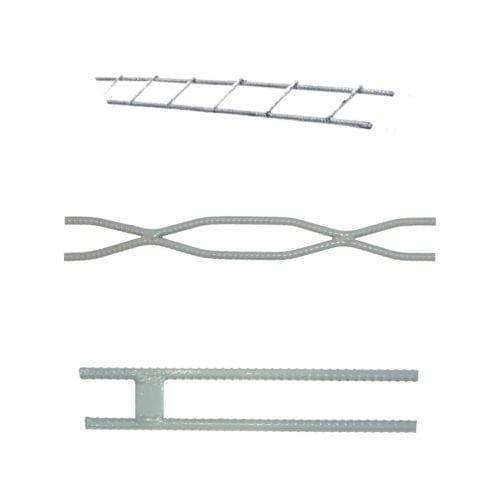 Fjällband, stegband och murband